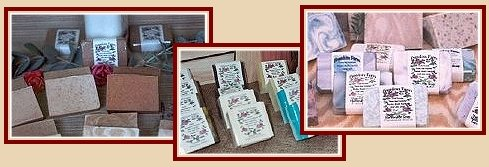 Freedom Farm Handmade Soaps ~ Soap of the Month Club